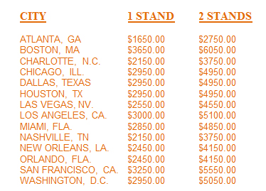 tower_place+shoeshine+convention_tradeshow_prices